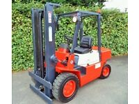 Nissan Diesel Counterbalance forklift truck-Not Gas