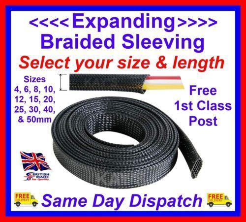 Fibreglass Sleeving: Cables & Wiring | eBay