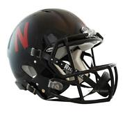 Black Football Helmet Large
