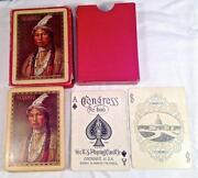 Antique Playing Cards Deck