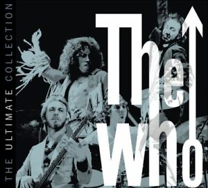 The Who Ultimate Collection double CD