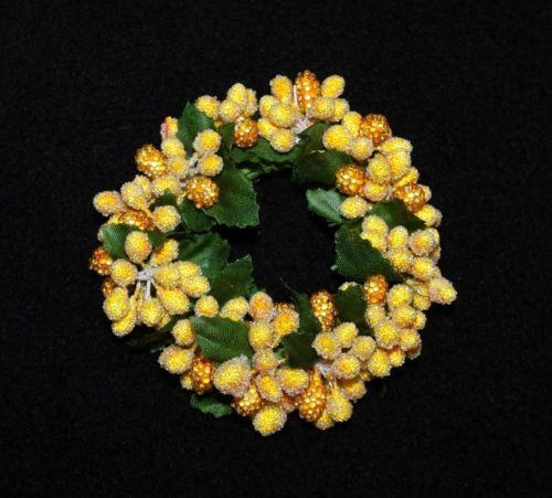 Beaded Candle Rings Ebay