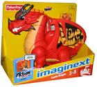 Imaginext Red Dragon