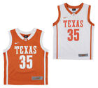 Basketball Texas Longhorns NCAA Jerseys