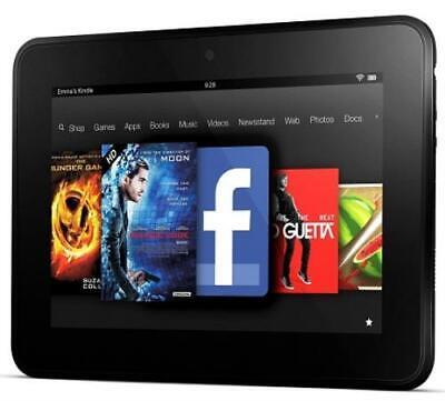 """Amazon Kindle Fire HD 2nd Gen X43Z60 7"""" Tablet - 8GB"""