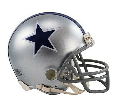 DALLAS COWBOYS 1964-66 THROWBACK MINI FOOTBALL HELMET