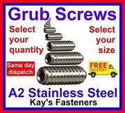 M6 Grub Screw