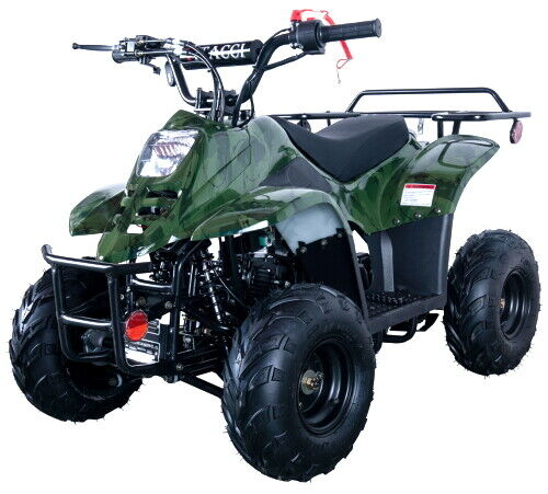 Hawk 110cc Atv Fully Automatic Mini Size Sport ATV 4 Wheeler
