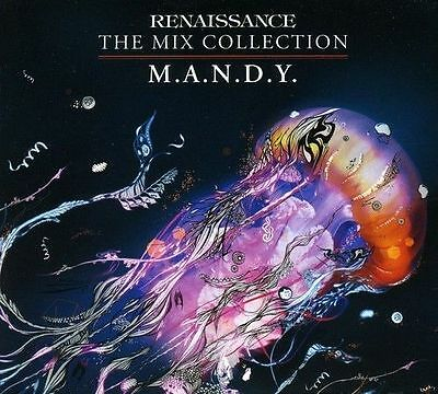 Renaissance: The Mix Collection - M.A.N.D.Y (MANDY) *NEW* Fast UK Shipping