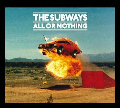 The Subways - All Or Nothing (Orange) (NEW VINYL LP)
