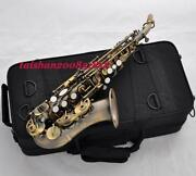 Antique Soprano Saxophone