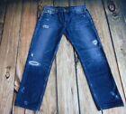 Lucky Brand Regular Destroyed 36 Jeans for Men