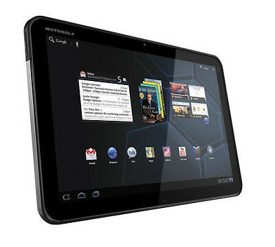 Motorola Xoom Mz604 32Gb  Wi Fi Wifi 10 1In   Black 10 1  Tablet Mz 604 Zoom