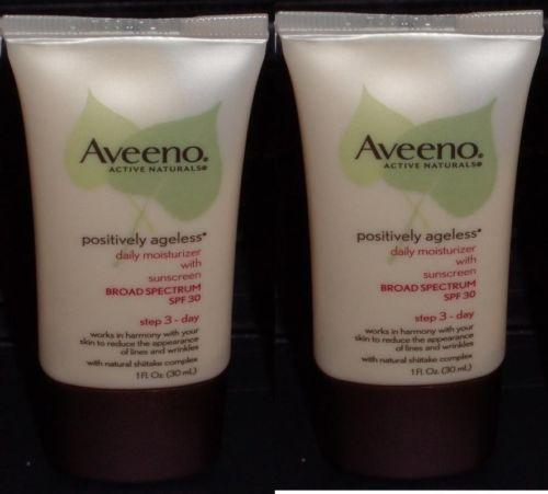Aveeno Positively Ageless: Skin Care | eBay