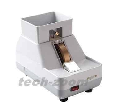 Optical Hand Edger Manual Lens Grinder Single Wheel Dc Motor Cp7-35w T21