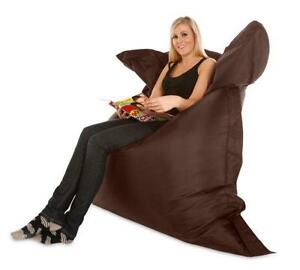 Giant Bean Bag Brown  sc 1 st  eBay & Giant Bean Bag | Adult Bean Bags | eBay