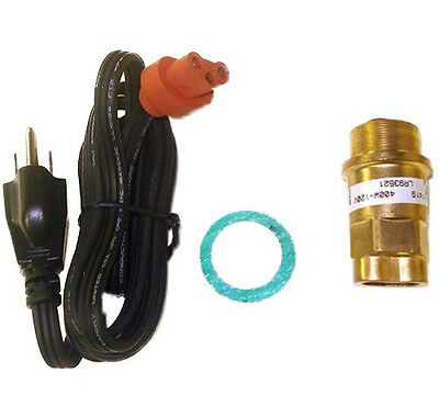 - GM Block Heater Kit, Buick, Cadillac, Chevy, GMC, Pontiac Engine Heaters NEW