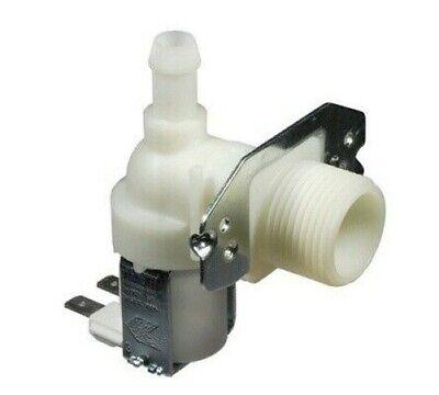 Elektrisch Ventil 90° Ecke Typ 1 Weg Wasser Einsatz 12mm Für Waschmaschine