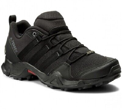 Adidas Terrex AX2R GTX Men's Hiking Outdoor Black Shoes CM7715 UK Size 11