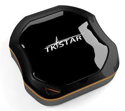 Tkstar Mini GPS Tracker Ortung Gsm Peilsender Cane Animale Impermeabile App