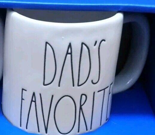"""Rae Dunn LL (1) """"DAD"""