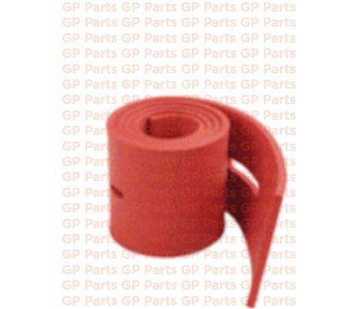 """Tennant 605029, BLADE, SQUEEGEE (Red Gum)(Rear)(3 1/8"""" x 3/16"""" x 36 5/16"""") 5400"""