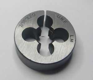 RDGTOOLS-7-16-UNF-DIE-LEFT-HAND-THREAD-20TPI