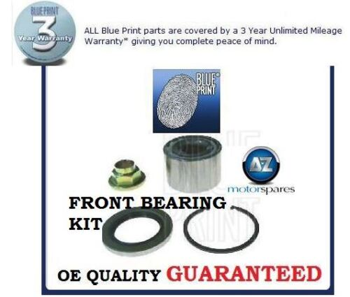 FOR LEXUS IS200 IS300 ALTEZZA 2.0 1999-12/2005 BLUEPRINT FRONT WHEEL BEARING KIT