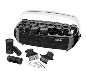 BaByliss Thermo Ceramic Rollers used once - still boxed.