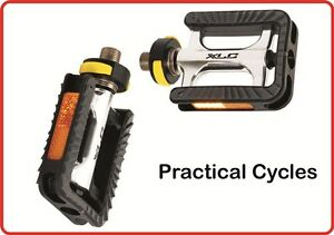 XLC-Quick-Release-Removable-Pedals-ideal-for-folding-bikes-and-air-travel