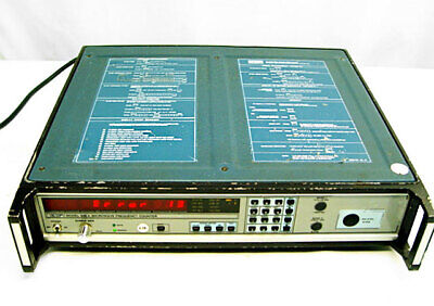 Eip 545a Microwave Frequency Counter