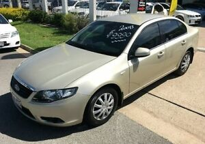 2008 Ford Falcon FG Gold Automatic Sedan Garbutt Townsville City Preview