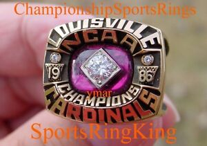 1986-NCAA-LOUISVILLE-NATIONAL-CHAMPIONSHIP-10K-RING