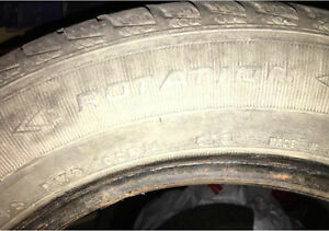 P175/65R14 tires NOT on rims