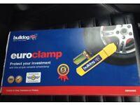 Brand-new euro wheel clamp