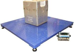 Brand new Industrial Scale, floor scale, platform scale 10000lbs