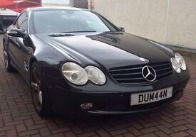 Stunning, Low mileage Mercedes SL (2004)