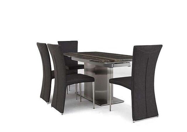 Long Island Extending Dining Table (Furniture Village) | in ...