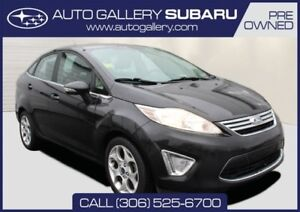 2011 Ford Fiesta SEL | EVERY OPTION | LEATHER | ROOF | LOCAL TRA