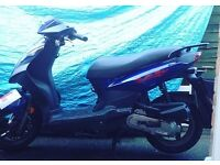 Moped 2015 SYM 50