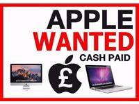 +++WANTED+++ I BUY MACBOOK PRO or MACBOOK AIR, iMAC CASH TODAY