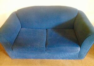 FREE 2 seater couch - comfy Melrose Park Parramatta Area Preview