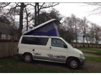 4 berth ford Freda pop up roof