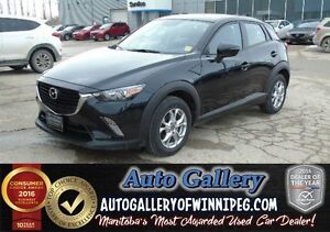 2016 Mazda CX-3 GS *ONLY 244 KMS!!