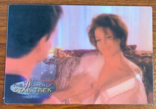 2000 Rittenhouse Women of Star Trek in Motion #20 Leeta Free Shipping