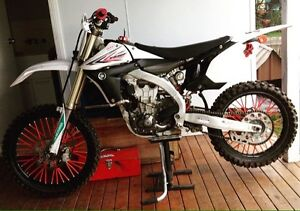 2010 yz450 limited edition Tamworth Tamworth City Preview