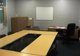 Office to rent, Room Hire, Training Rooms, Meeting Room, Class Room to Hire, small to large