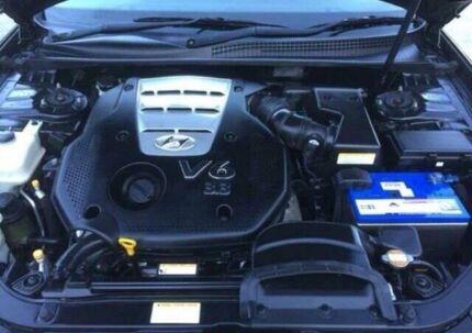 Automatic Hyundai 2006 Sonata Elite NF V6 Terrigal Gosford Area Preview