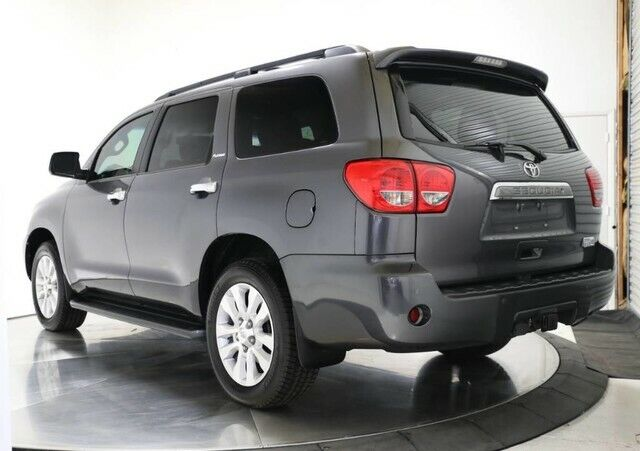 Image 3 Voiture American used Toyota Sequoia 2016
