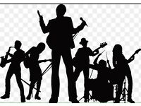Musicians required for band